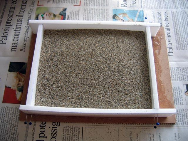 Stampi in silicone for Idrociclone per sabbia usato