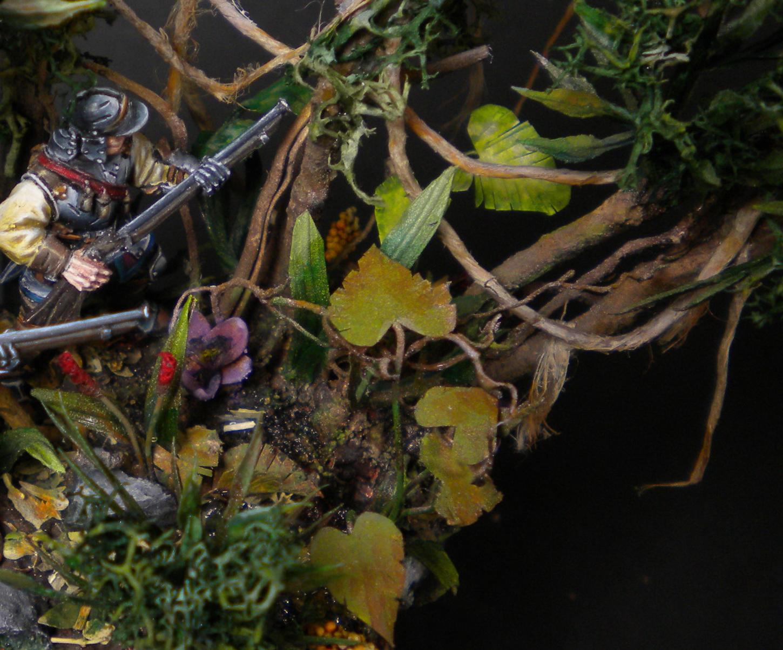 Creare vegetazione tropicale con for Come costruire una palestra nella giungla